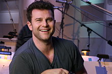 David Campbell in the studio.JPG