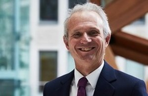 Secretary of State for Justice - Image: David Lidington MOJ