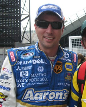David Reutimann - Reutimann in 2008