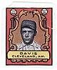 Davis, Cleveland Naps, baseball card portrait LCCN2007683846.jpg