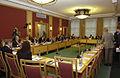 De Nordiska statsministrarna haller mote vid sessionen i Oslo 2003.jpg