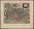 De Zeven Provintiën van de Lage Landen - Novus XVII Inferioris Germaniae Provinciarum Typus (W.Blaeu, J.van den Ende, 1664).jpg