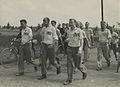 De groep van de Road Walking Association (GBR) onderweg tijdens de 26e Vierdaags – F40775 – KNBLO.jpg