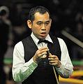 Dechawat Poomjaeng at Snooker German Masters (Martin Rulsch) 2014-01-30 02.jpg