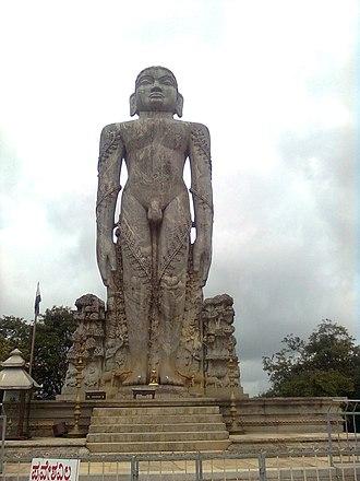 Dharmasthala Temple - Bhagavan Baahubali statute,Dharmasthala