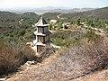 Deer Park Monastery stupa.jpg