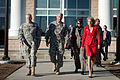 Defense.gov News Photo 110214-A-VO565-017 - Chief of Staff of the Army Gen. George W. Casey Jr. left 3rd Infantry Division Commanding General Maj. Gen. Tony Cucolo Sheila Casey wife of.jpg