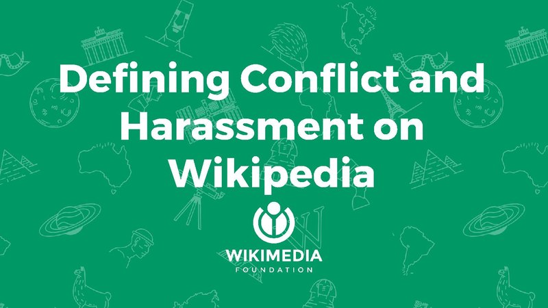 File:Defining Conflict and Harassment on Wikipedia.pdf