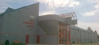 Delhi, Ontario - Delhi Community Centre