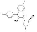 Denagliptin chemical structure.png