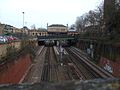Denmark Hill stn high eastbound.JPG