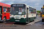 Dennis Dart (J317 XVX), 2012 North Weald bus rally.jpg