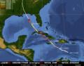 Dennis storm track July 9, 2300.png