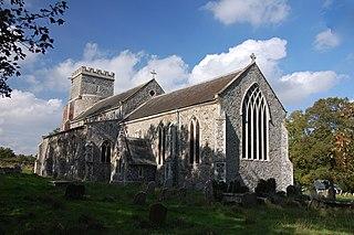 Denton, Norfolk Human settlement in England