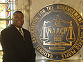 Derrick L. Foward At NAACP National Office.jpg