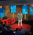 Derrius Quarles at TED Headquarters 2017.jpg
