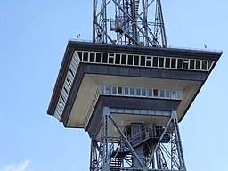 Funkturm  Oceancetaceen Alice Chodura [CC BY-SA 3.0 (https://creativecommons.org/licenses/by-sa/3.0)], via Wikimedia Commons