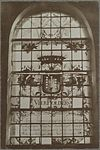 detail hervormde kerk- gebrandschilderd raam - vierpolders - 20318799 - rce