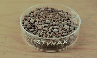 Storax balsam