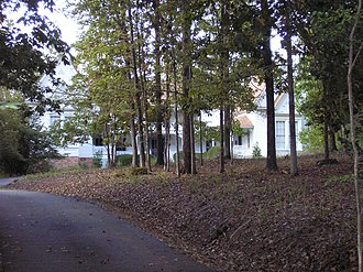 National Register of Historic Places listings in Baldwin County, Georgia - Image: Devereux Coleman House