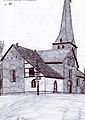 Die Dionysiuskirche in Kirchderne um 1890..jpg