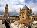 Die Dormitio-Abtei am Zionsberg, Jerusalem - panoramio.jpg