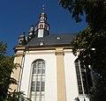 Die barocke Dreifaltigkeitskirche geht direkt auf die Frankfurter Katharinenkirche zurück. - panoramio.jpg