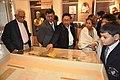 Dignitaries Visit Acharya Prafulla Chandra Ray Life And Science Of A Legend Exhibition - BITM - Kolkata 2011-01-17 0204.JPG