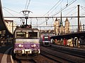 Dijon station in evening light I.jpg