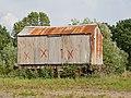 Dilapidated railway truck in Jefferies Yard, Winters Hill - geograph.org.uk - 842937.jpg
