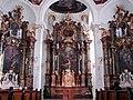 Dillingen Klosterkirche Mariä Himmelfahrt Innenraum.jpg