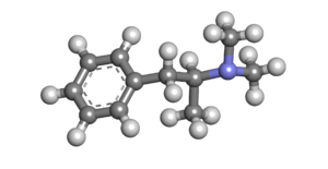 Dimethylamphetamine - Image: Dimetamfetamin