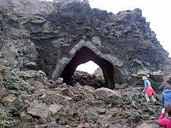Dimmuborgir in Iceland - 2007-08-23.jpg