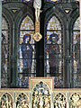 Dinant Collégiale Notre Dame stained glass window 01.JPG