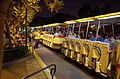 Disneyland Parking Tram HDR 2014.JPG