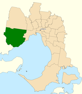 Division of Lalor Australian federal electoral division