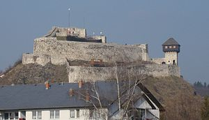 Doboj fortress.JPG