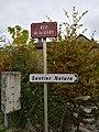 Dompierre-sur-Mont - Rue de la Gare (plaque).jpg