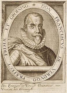 Francisco Verdugo Spanish military commander