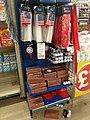 Donald Trump merchandise, Poundland, Enfield.jpg