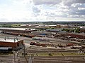 Doncaster prison from rail car park level 6. - geograph.org.uk - 510436.jpg