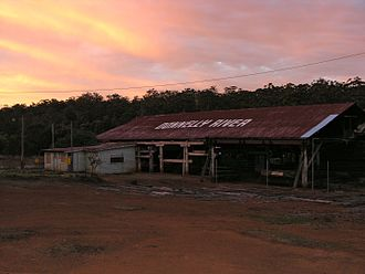 Donnelly River, Western Australia - Donnelly River timber mill