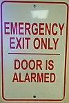 Emergency Exit Wikipedia