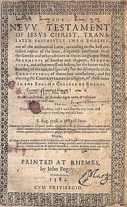 Douai-Rheims New Testament (1582).jpg
