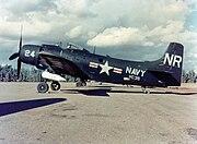 Douglas AD-1Q Skyraider VC-35