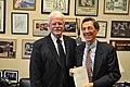 Dr. Firmin and Rep. Miller meet in DC (8514449150).jpg