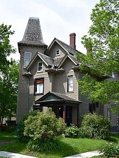 Dr. John B. and Anna M. Hatton House