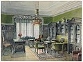 Drawing, Library or Office Interior, ca. 1915 (CH 18708223).jpg