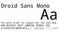 Droid Sans Mono Sample.png