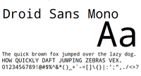 Droid Sans Mono Sample.png